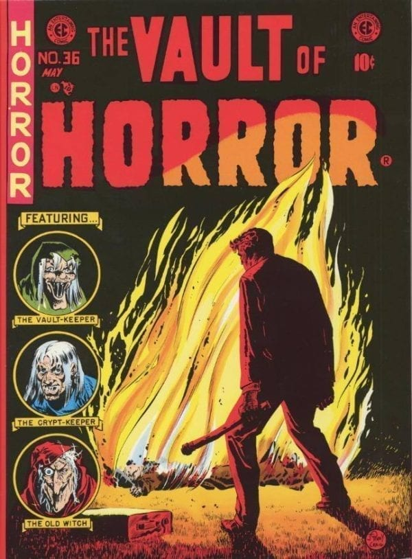 EC Library: The Vault of Horror, Vol. 5