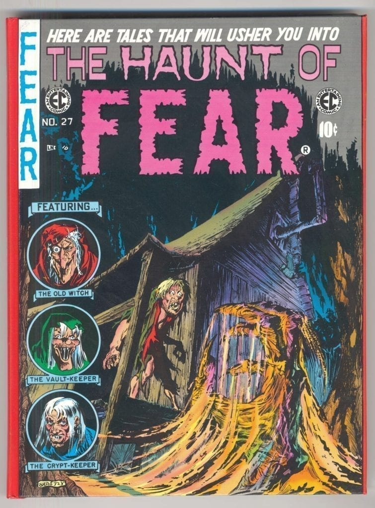 EC Library: The Haunt of Fear, Vol. 5